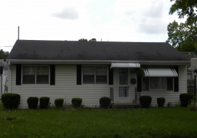 2838 Shartle,Middletown,Ohio 45042,3 Bedrooms Bedrooms,1 BathroomBathrooms,House,Shartle,1017